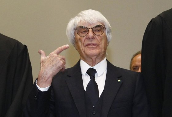 "AFP/""Scanpix"" nuotr./Bernie Ecclestone'as"