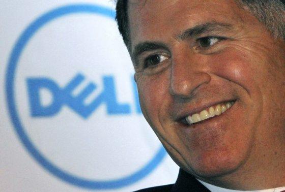 """Reuters""/""Scanpix"" nuotr./""Dell"" įkūrėjas Michaelas Dellas"