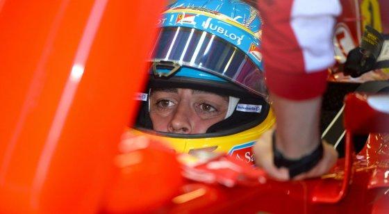 """AFP/""""Scanpix"""" nuotr./Fernando Alonso"""
