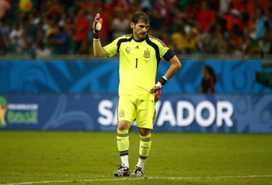 """Reuters""/""Scanpix"" nuotr./Ikeras Casillas"