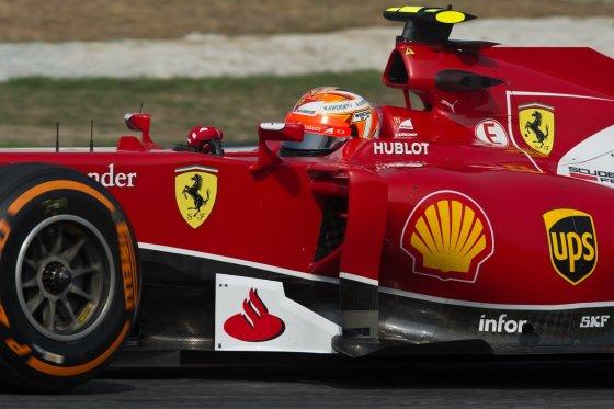"""AFP/""""Scanpix"""" nuotr./Kimi Raikkonenas"""
