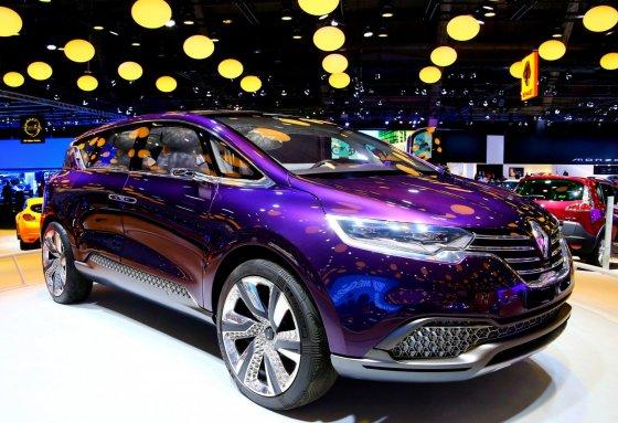 """Scanpix""/""Xinhua""/""Sipa USA"" nuotr./""Renault"""