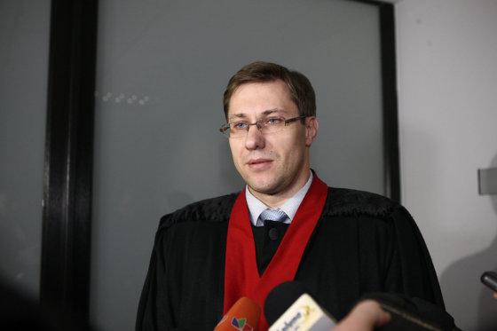Algirdo Venskaus nuotr./Prokuroras Aurelijus Stanislovaitis