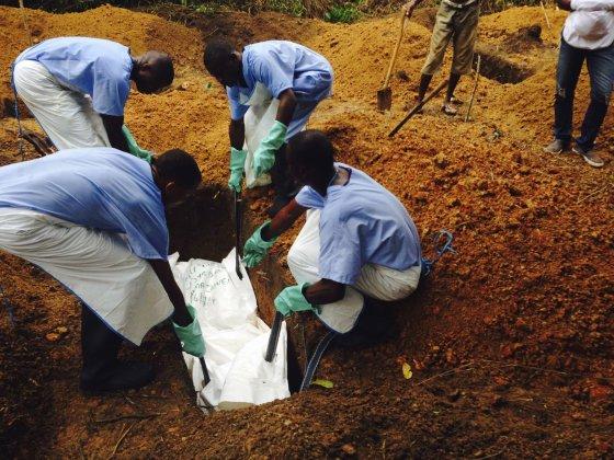 """""""Reuters""""/""""Scanpix"""" nuotr./Vakarų Afrikoje siaučia Ebolos virusas"""