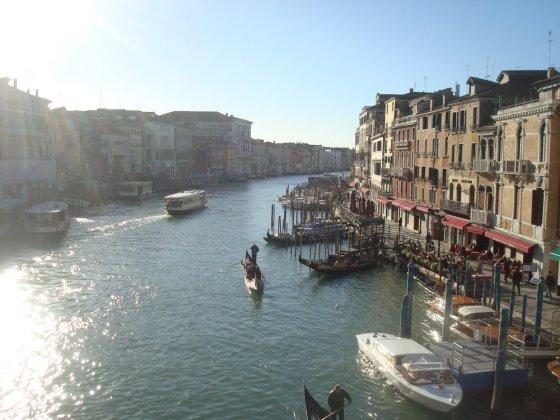 Žilvino ir Gretos nuotr./Venecija
