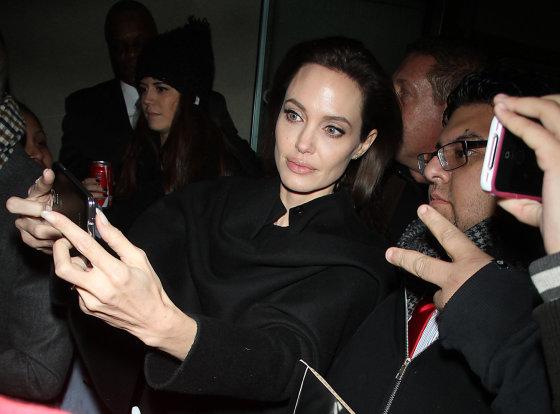 AOP nuotr./Angelina Jolie