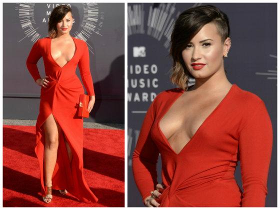 """Scanpix"" nuotr./Demi Lovato"