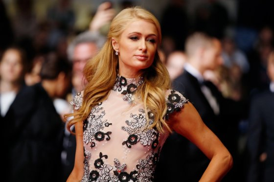 "AFP/""Scanpix"" nuotr./Paris Hilton"