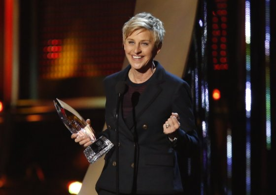 """Reuters""/""Scanpix"" nuotr./Ellen DeGeneres švenčia 56-ąjį gimtadienį"