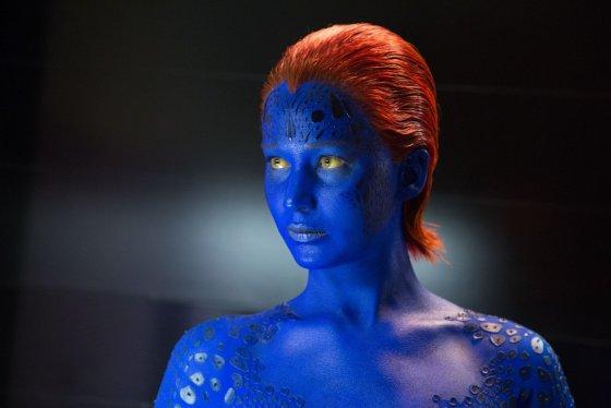 """Kadras iš filmo/Jennifer Lawrence filme """"Iksmenai: praėjusios ateities dienos"""""""