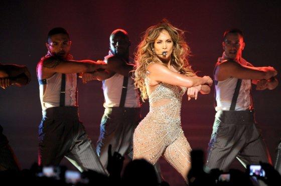 """Scanpix""/""SIPA"" nuotr./Jennifer Lopez 2012-aisiais"