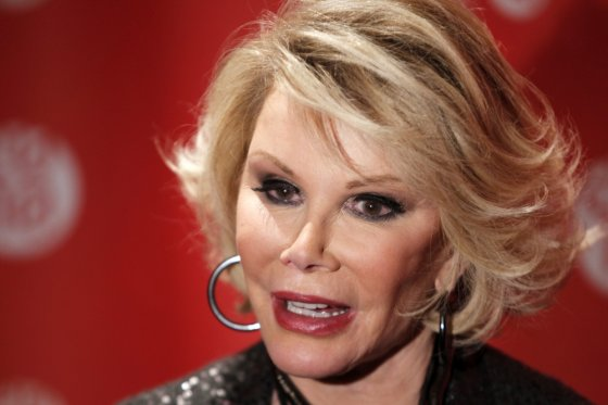 """Reuters""/""Scanpix"" nuotr./Joan Rivers"
