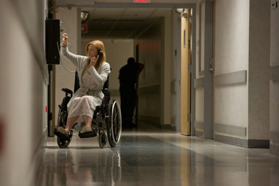 """""""ACME Film"""" archyvo nuotr./Sarah Snook filme """"Džesabelė: dvasios prakeiksmas"""""""