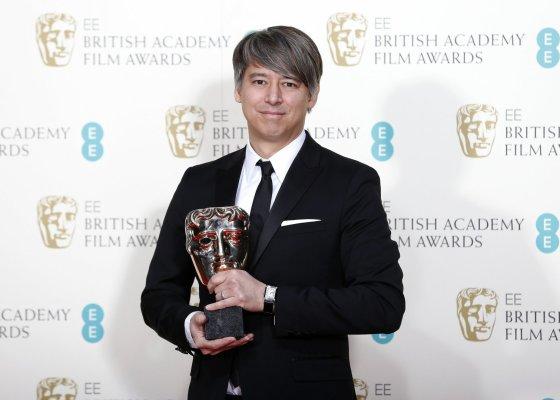 """""""Reuters""""/""""Scanpix"""" nuotr./Tomas Crossas gavo apdovanojimą už geriausią montažą filme """"Atkirtis"""""""