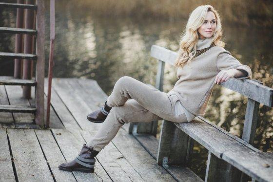 Lauros Kazlauskienės nuotr./Vaida Klizaitė-Jasaitienė