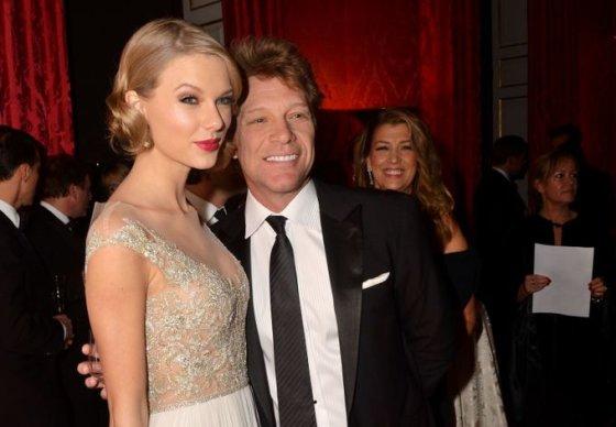 Jonas Bon Jovi ir Taylor Swift