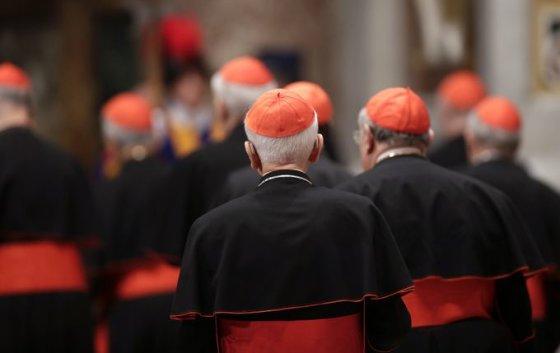 Dauguma naujų kardinolų - ne italai ir net ne europiečiai