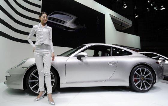 """Scanpix"" nuotr./""Porsche 911 Carrera S 991"""