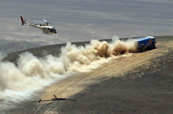 """""""Scanpix"""" nuotr./11-as Dakaro ralio etapas"""