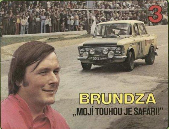 """Asmeninio archyvo nuotr./1975 m. """"Rally Tatry"""""""
