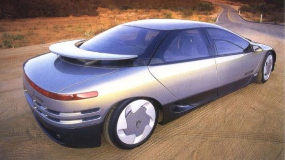 """Lamborghini"" nuotr. /1987-ųjų ""Lamborghini Portofino"" konceptas"