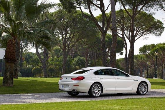 BMW nuotr./Atnaujinti 6 serijos BMW