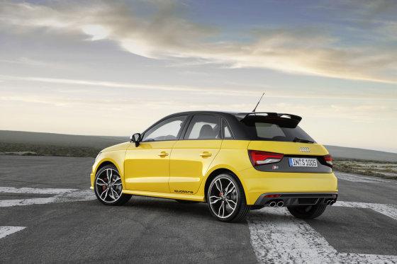 """Audi"" nuotr./""Audi S1"""