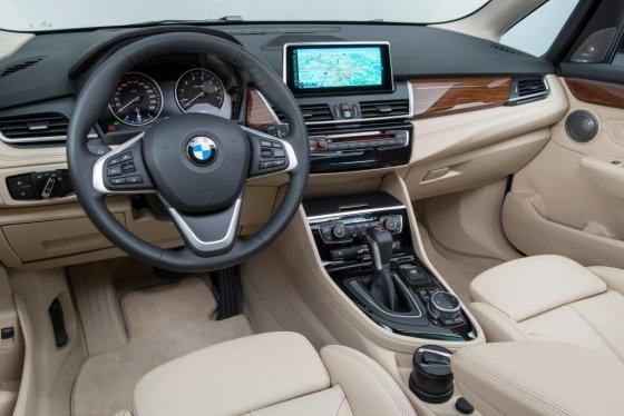 "BMW nuotr./""BMW 2 Active Tourer"""