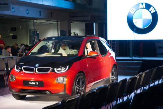 """Krasta auto"" nuotr./BMW i renginys Vilniuje"