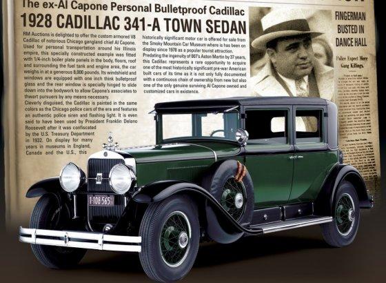 """Cadillac Town Sedan"""