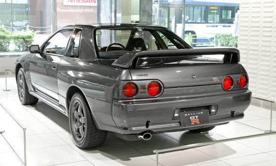 "Wikipedia.org nuotr./""Nissan Skyline GT-R32"""