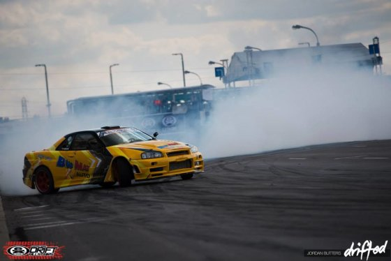 """Drift Allstars"" nuotr./""Drift Allstars"" kvalifikacija"