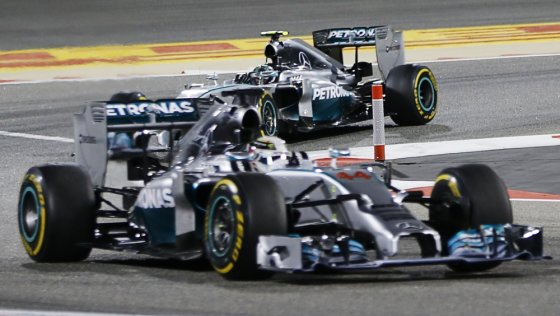 """Scanpix"" nuotr./F-1 lenktynės Bahreine"