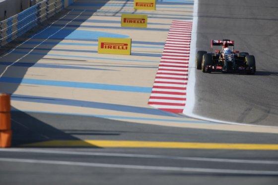 """""""Scanpix"""" nuotr./F-1 lenktynių Bahreine kvalifikacija"""