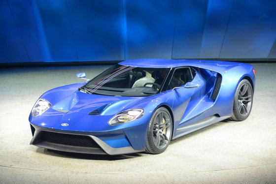 """Ford GT"""