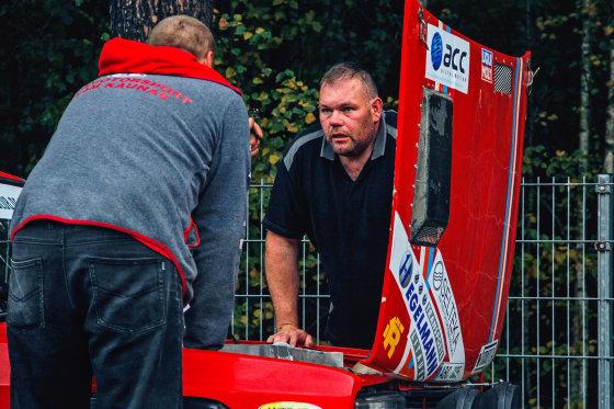 Komandos nuotr./Kauno automobilininkų sporto klubo komanda