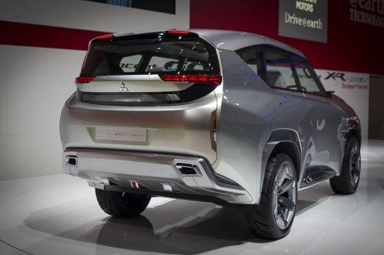 """Irmanto Gelūno/15min.lt nuotr./Koncepcinė premjera Ženevoje – """"Mitsubishi Concept GC"""""""