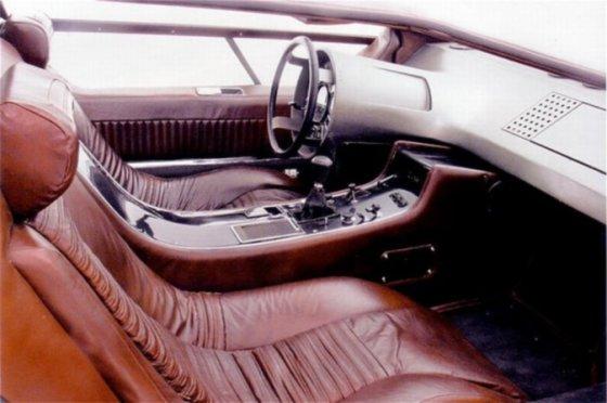 """Maserati Boomerang"""