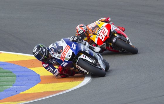 """Scanpix"" nuotr./""MotoGP"" lenktynės Valensijoje"