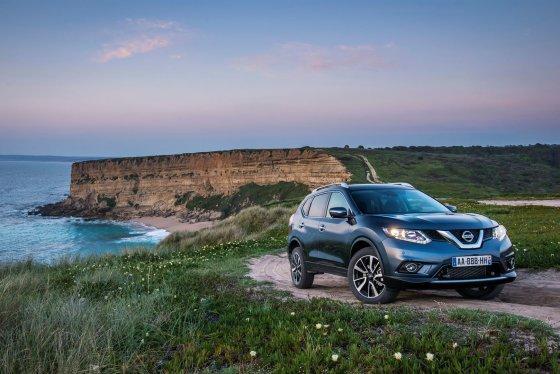 """Gamintojo nuotr./Naujasis """"Nissan X-Trail"""""""