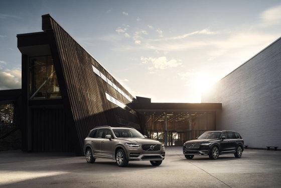 """""""Volvo"""" nuotr./Naujasis """"Volvo XC90"""""""