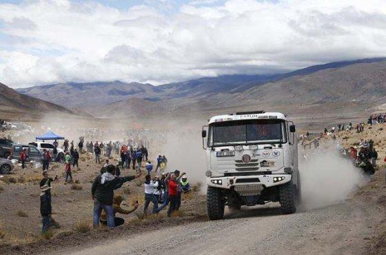 Dakar.com nuotr./Septintas Dakaro etapas