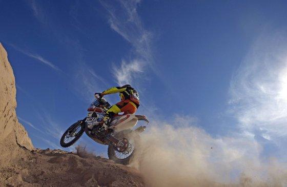 """""""Scanpix"""" nuotr./Šeštas Dakaro ralio maratono etapas"""