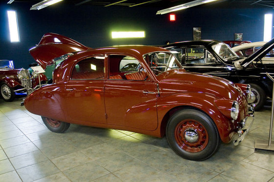 """Wikipedia.org nuotr./Giminingas """"Tatra T97"""""""