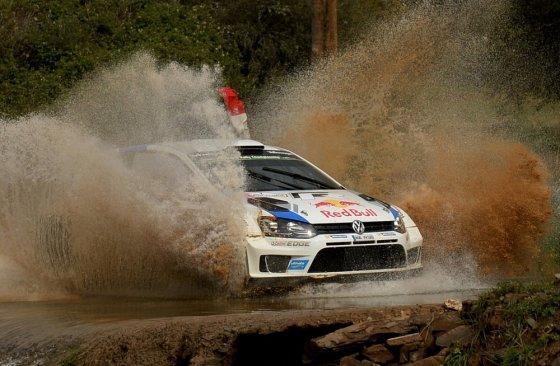 """""""Scanpix"""" nuotr./""""Volkswagen Polo WRC"""""""