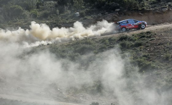 """Scanpix"" nuotr./WRC ralis Italijoje"