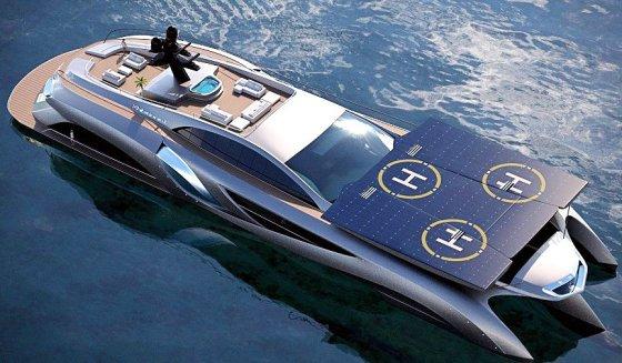 """Xhibitionist"" jachtos modelis"