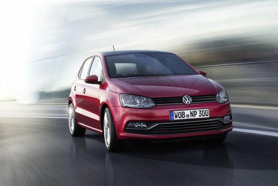"""""""Volkswagen"""" nuotr./""""Volkswagen Polo"""""""