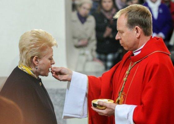 A.Pliadžio nuotr. /Dalia Grybauskaitė