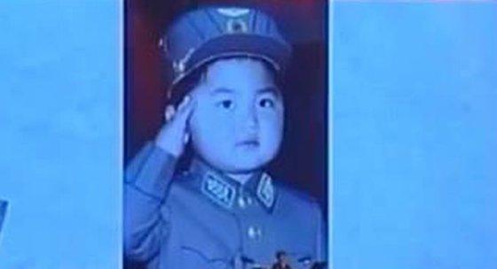 Youtube.com stopkadras/Kim Jong Uno vaikystė